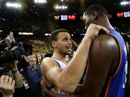 Kevin Durant Just Delivered the Biggest Blindside in NBA History
