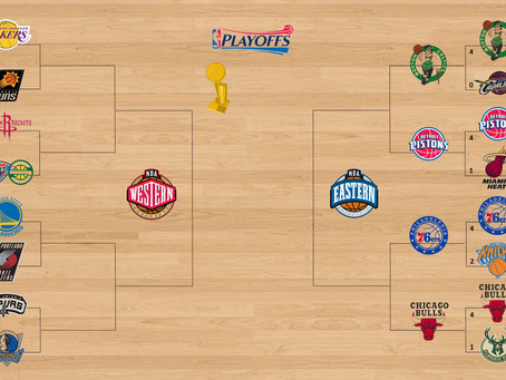 The All-Time Tournament: Eastern Conference Round 1
