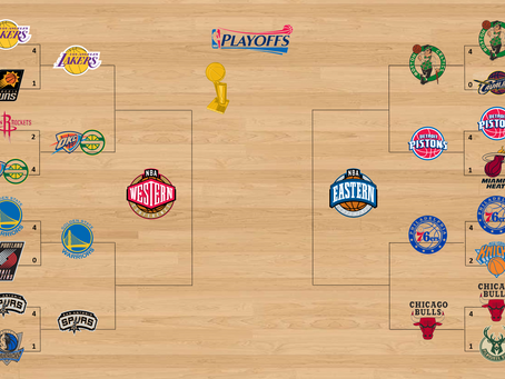 The All-Time Tournament: Western Conference Round 1