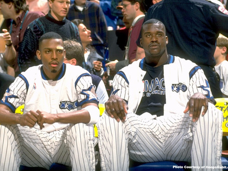 Greatest All-Time Starting 5: Orlando Magic
