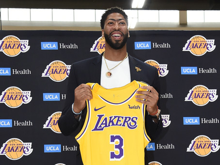 Anthony Davis Aims For DPOY in Packed Pacific