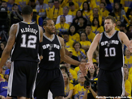 Can the Spurs Still Make This a Series?