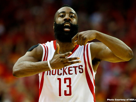 Fantasy Basketball Profiles: 1. James Harden
