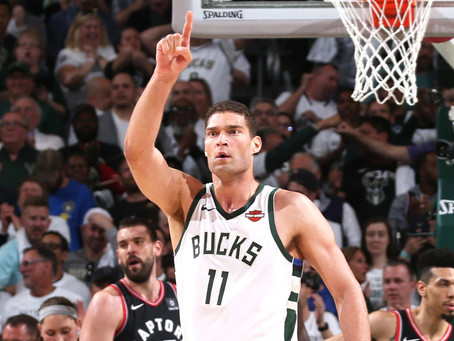 Brook Lopez is Back in Milwaukee