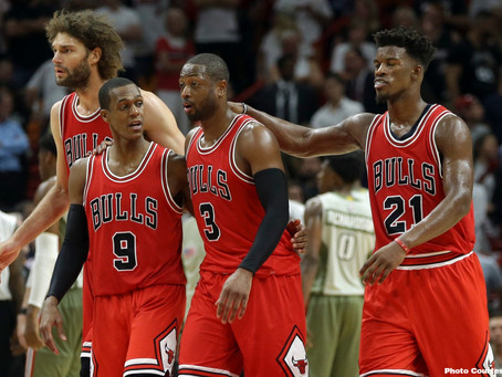 How the Bulls Could Charge Into the Second Round