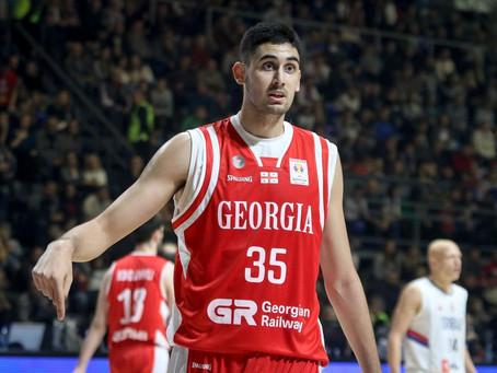 Possible NBA Fits for Goga Bitadze