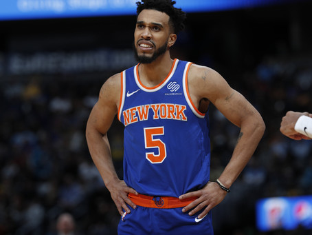 Can the Knicks Find Trade Value in Courtney Lee?