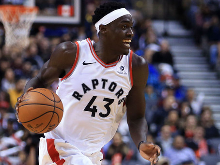 2018-19 Off the Glass Breakout Player Series: Pascal Siakam