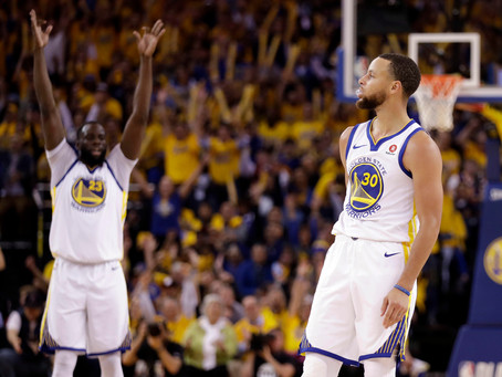 2018-2019 Off the Glass Team Preview Series: Golden State Warriors
