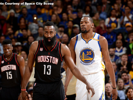 Houston and Golden State: Can the Rockets Take Off and Ground the Champion Warriors?