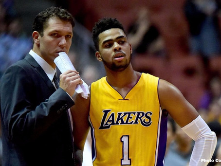Luke Walton Is the Lakers Biggest Surprise