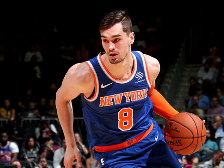 2018-2019 Off the Glass Breakout Players Series: Mario Hezonja