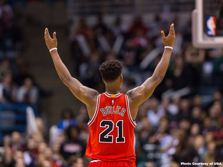 Jimmy Butler: From Unknown To Top Player In The East
