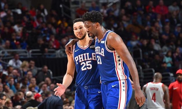 premium selection d7e98 06673 2018-2019 Off the Glass Team Preview Series: Philadelphia 76ers