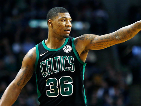 Fan's Choice: Smart's Impact on the C's Starting Lineup