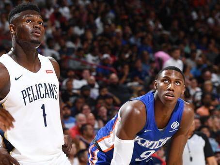 2019 NBA All-Rookie Team Predictions