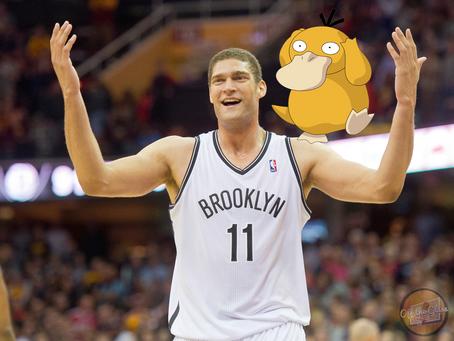 The Brooklyn Nets as Pokémon