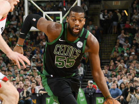Greg Monroe to the Toronto Raptors