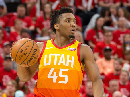 A Review of Donovan Mitchell's Rookie Season and What to Expect Next Season