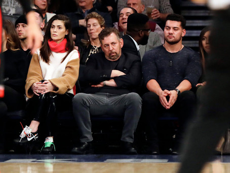 An Open Letter To James Dolan