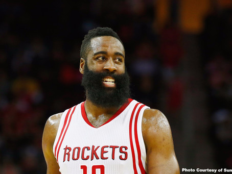 James Harden Is Making A Strong Case For Two Honors: Best Point Guard and MVP