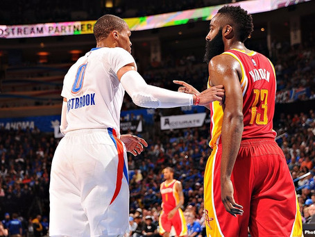 NBA Playoffs: Rockets vs Thunder Preview