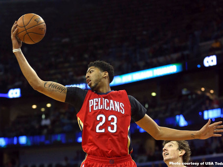 NBA Future Power Rankings: 16. New Orleans Pelicans