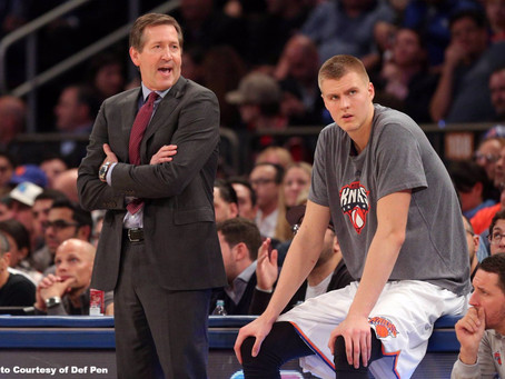 Why Kristaps Porzingis Should Be Irate