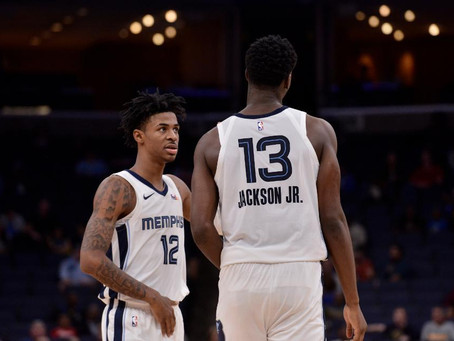 2019-20 NBA Team Preview Series: Memphis Grizzlies