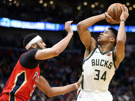 What Should the Bucks Do at the Trade Deadline?