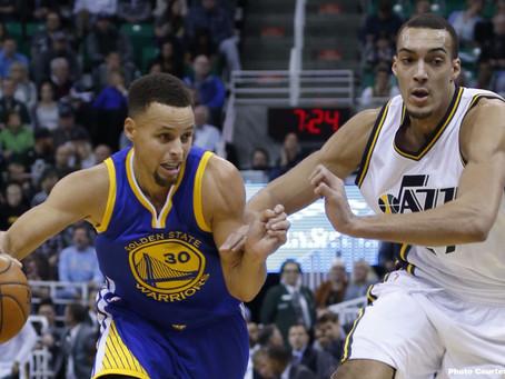 NBA Playoffs: Warriors vs. Jazz Preview