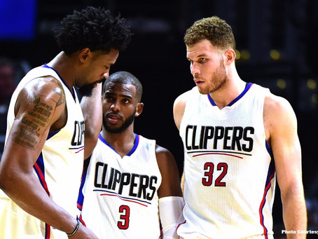 CenterCourt: Are Lob City's Days Numbered?