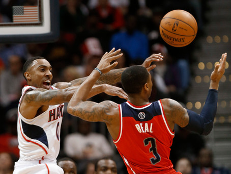 How the Hawks Can Fly Past the Wizards