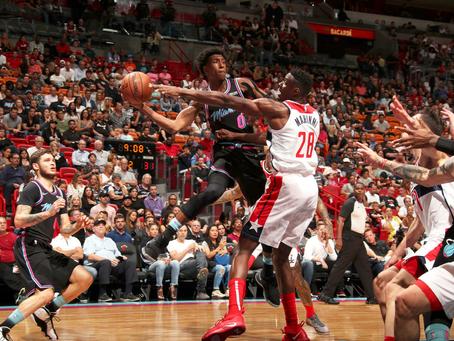 Miami Heat Week Four Recap – Costly Mistakes