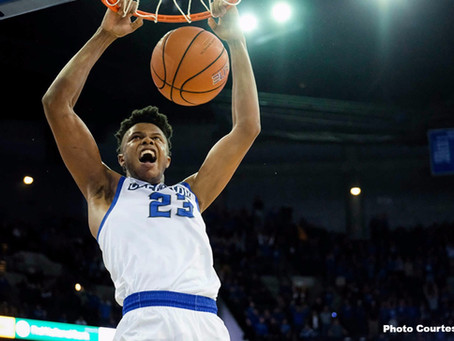 NBA Draft Profile: Justin Patton
