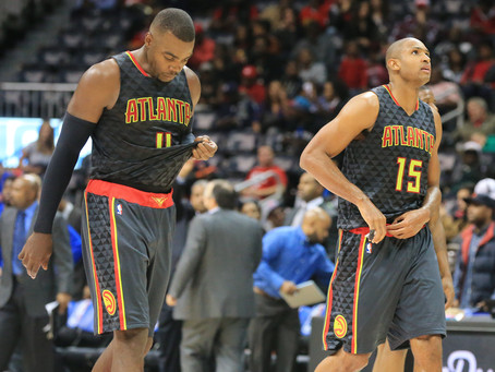 The Hawks Should Move Millsap If It Means Re-Signing Horford