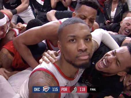 It's About Dame Time: Lillard Masters The Art of War
