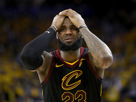 Numbers From the Finals: Lebron Is Going to Need Help