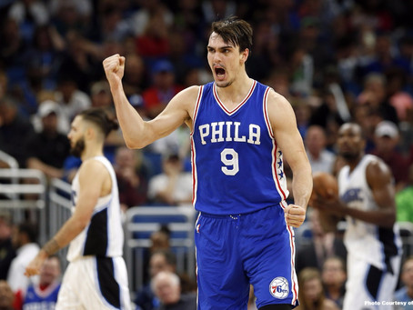 Is Dario Saric the Favorite to Win Rookie of the Year?