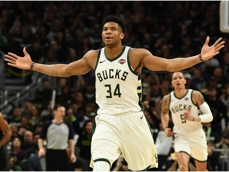 Can Giannis Win Back-to-Back MVPs?