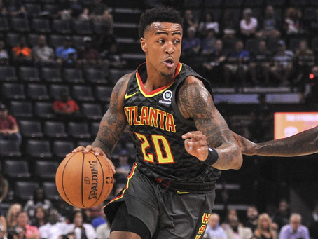 Can John Collins Win Most Improved Next Season?