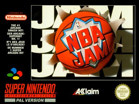 NBA Video Games, a Brief History Part 1