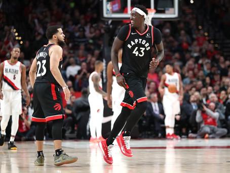 The Latest on the Toronto Raptors