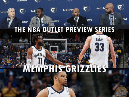 The 2018-19 NBA Outlet Preview Series: Memphis Grizzlies