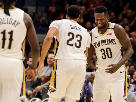 NBA Lineups of the Week - 12/11/18