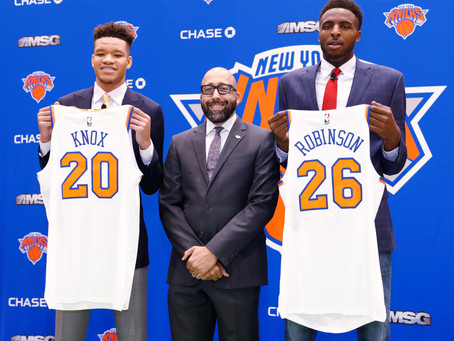 2018-2019 Off the Glass Team Preview Series: New York Knicks