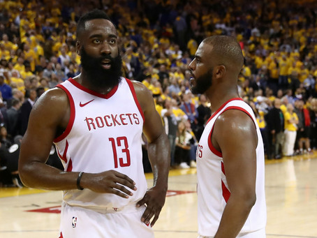 2019 Playoff Preview: Houston Rockets