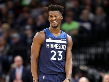 BREAKING NEWS: JIMMY BUTLER TO PHILLY