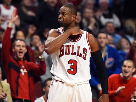 Why Dwyane Wade Fits in Chicago