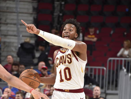Cleveland Cavaliers: 4 Thoughts, Week 4